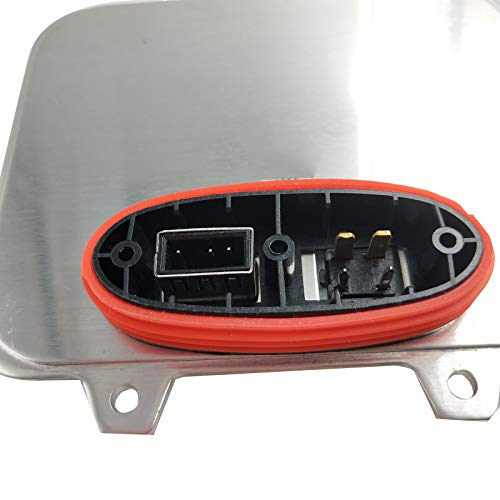 Beauneo Module de Commande DUnit/é de Ballast de Ballast de Phare Cach/é de Lampe Au X/énon Automobile pour Astra Insignia Dv009720-00 5Dv 009 720 00 1232335 5Dv00972000