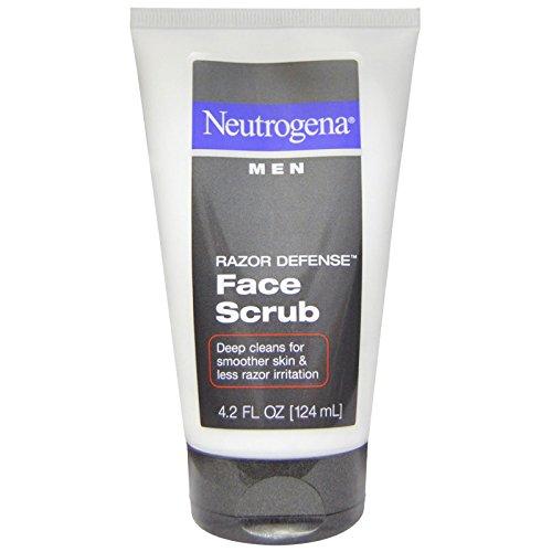 Neutrogena Razor Defense Face Scrub