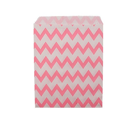 joyliveCY Paper Bag Candy Stripe Paper Bags