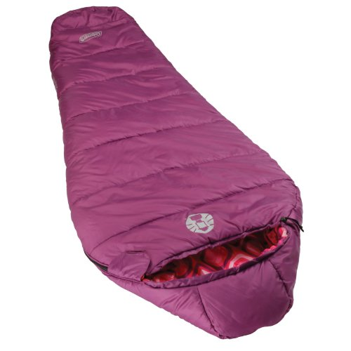 Coleman Snug Bug 30 Degree Youth Sleeping Bag