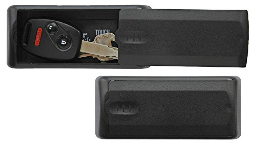 Master Lock Key Box, Portable Magnetic Key Case, 2 in. Wide, 207D