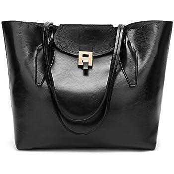 2a736838c7 Large Capacity Womens Purses and Handbags PU Leather Shoulder Bag Ladies  Designer Tote Top Handle Satchel Handbags