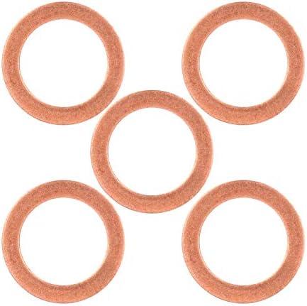 5 STKS AS0506 Rood Koper Hoge Betrouwbaarheid Duiken Cilinder Ventiel Vervanging Wasmachine voor Duiken voor Duiken Cilinder