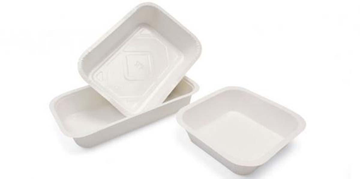 Pick d Pack - Bandeja termosellable para horno 100 x 100 x 35 mm: Amazon.es: Hogar