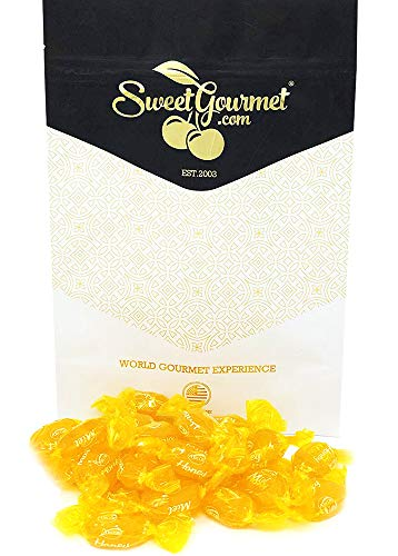 (SweetGourmet Arcor Honey Filled Hard Candy, 1lb)