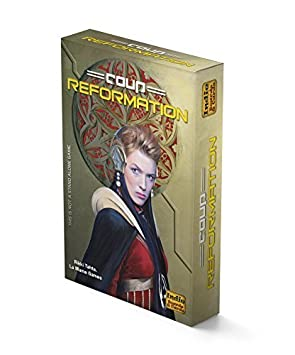 Coup: Reformation (Expansion) by Indie Boards & Cards: Amazon.es ...