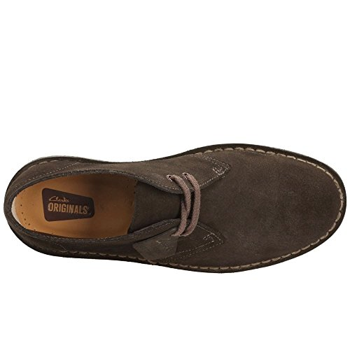 Clarks Desert Boot, Chaussures de ville à lacets pour femme Bleu bleu