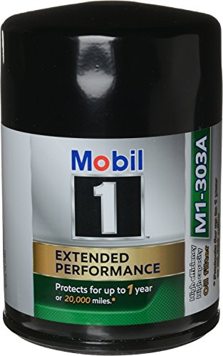 Mobil 1 M1-303A Extended Performance Oil Filter, Pack of 2