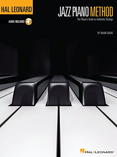 - Hal Leonard Jazz Piano Method