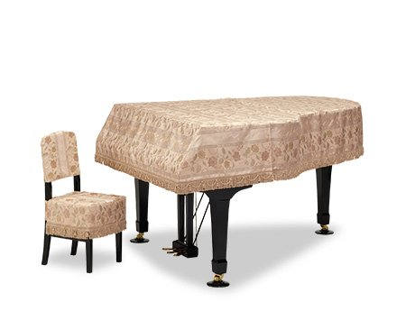 (メ-カー名機種名製造番号をメールください) GP-583CB ヤマハ C7 G7 S-700カワイ KG-6C KG-7 GS-70 CA-70 RX-7 SK-7 GX-7 グランドピアノカバー(椅子カバー別売)B075MFXM5R