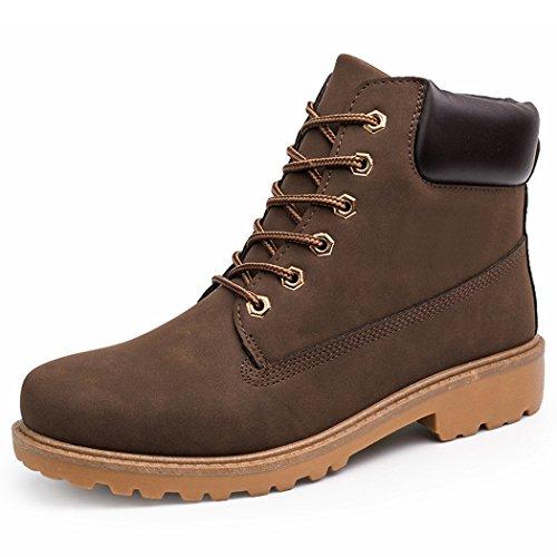Lorence Platform Martin Short Men Military Brown Boots Casual Boots Sun Cargo pAqRgSq