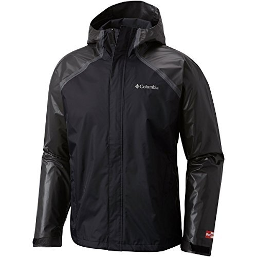 Columbia  Men's Outdry Hybrid Jacket, Large, Black by Columbia