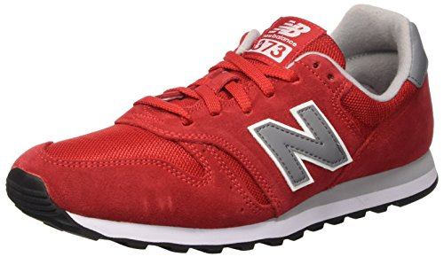 New Balance 373, Chaussures de Running Entrainement Homme Multicolore (Red 610)