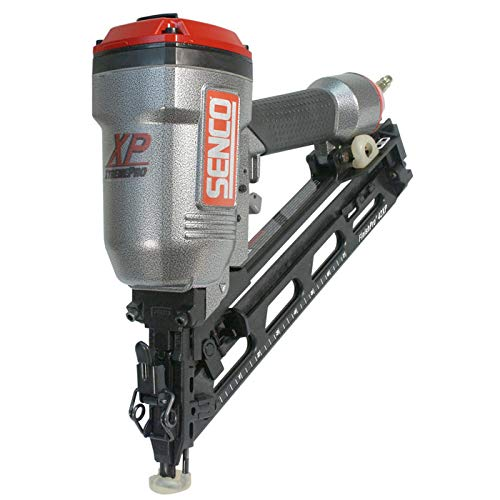 Senco 4G0001N FinishPro 42XP 15-Gauge 1-1/4-Inch to 2-1/2-Inch Finish Nailer with -
