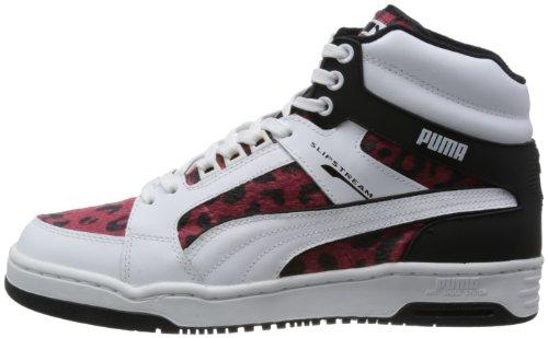 Puma SLIPSTREAM ANML Chaussures Mode Sneakers Unisex Blanc Slipstream