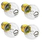 Oven Bulb E27 E26 G45 120 Volt 40 Watt