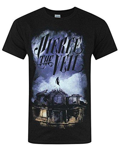 Official Pierce The Veil Collide With The Sky Men's T-Shirt (XXL)