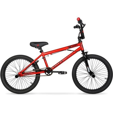 Hyper 20 Nitro Circus BMX Kids' Bike, Red
