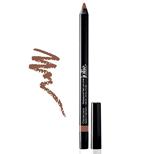 Jolie Cosmetics Waterproof Gel Lip Liner - Super Smooth, Ext