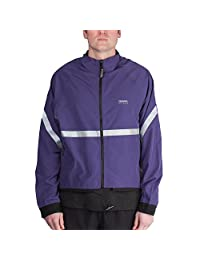 Running Room Unisex Reflective Jacket with Pockets