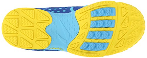 Newton Boco Tout Terrain Femmes Chaussures De Course Aqua / Jaune