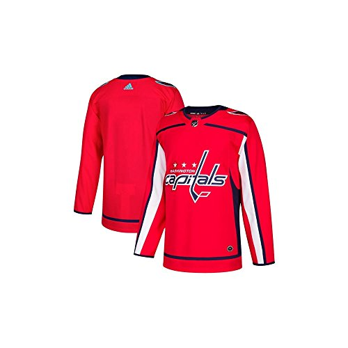 Washington Capitals Adidas NHL Men's Climalite Authentic Team Hockey Jersey