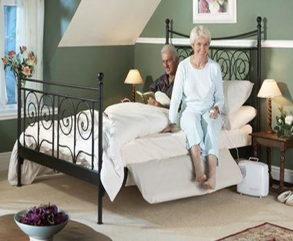 MSEC, Personal or Patient Leg Lift Assist, Maximum User LegWeight: 294lbs by Mangar