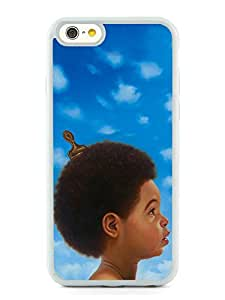 Personalization Baby Drake White Phone Case For iPhone 6 4.7 Inch TPU Cover Case