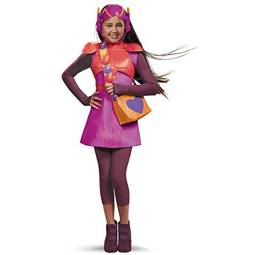 Disguise Honey Lemon Deluxe Costume, Large (10-12) (Disney Movie Big Hero 6)
