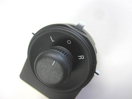 OEM GM 2011-2014 Buick Regal, Chevy Cruze Rear View Side Mirrors Control Switch Button Unit # 13272182