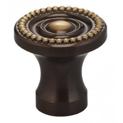 Classic & Modern Novelty Knob Finish: Shaded Bronze, Size: 1.625