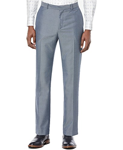 Perry Ellis Flat Front Dress Pants - 9