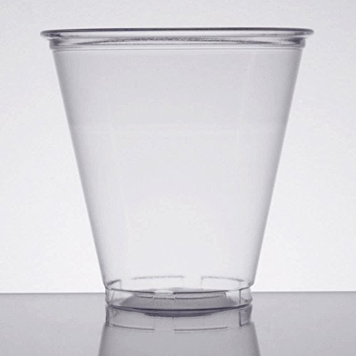 Dart 5C 5 oz Ultra Clear PET Plastic Cup (Case of 2500) by DART (Image #3)