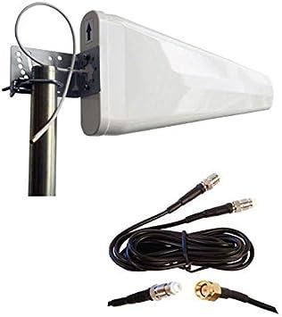 Antena Yagi periódica externa para HUAWEI B660 B933 3G 4G ...