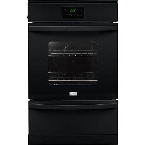 24 black wall oven - 5