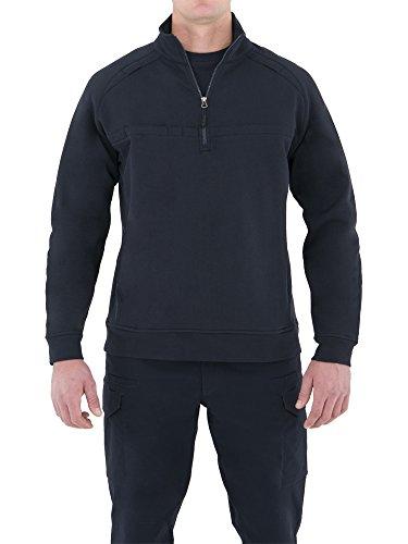 - First Tactical Tactix Series Men's Softshell Job Shirt, Midnight Navy, Large