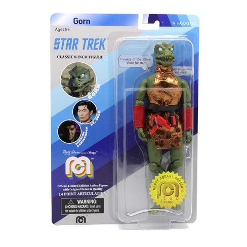 Mego Star - Star Trek Limited Edition Gorn by Mego
