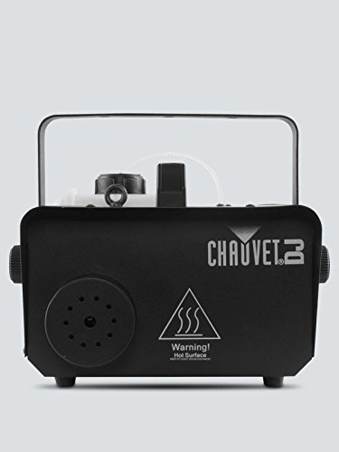 CHAUVET DJ Hurricane 1600 Compact High-Output Fog Machine w/Timer Remote & Automatic Shut-Off by CHAUVET DJ