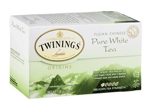 Twining Tea Tea Whte Pure by Twinings