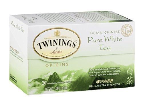 Twining Tea Tea Whte Pure
