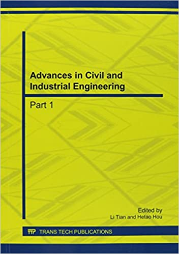 Advances in Civil and Industrial Engineering (Applied Mechanics and Materials)