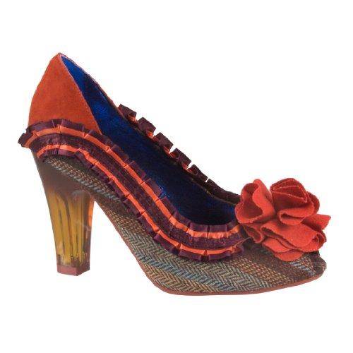 Poetic License - Zapatos de vestir para mujer Naranja - naranja