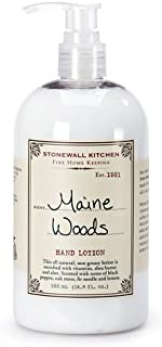 product image for Stonewall Kitchen Maine Woods Hand Lotion, 16.9 Ounce