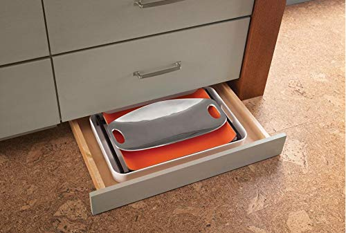 """Toe Kick drawer With Push-to-open Guides, 30"""" width x 16""""depth - Choose your Height - MD7"""