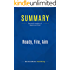 Summary: Ready, Fire, Aim: Review and Analysis of Masterson's Book