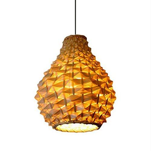 Pineapple Shaped Pendant Light Shade - 9