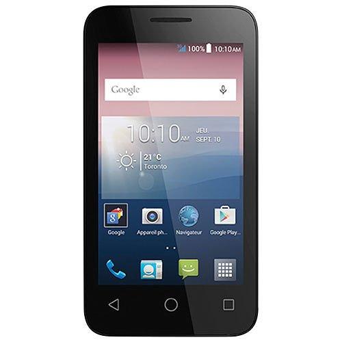 ALCATEL OneTouch Pixi 3 Global Unlocked 4G LTE Smartphone, 4.5 Display, 8GB (GSM - US Warranty)
