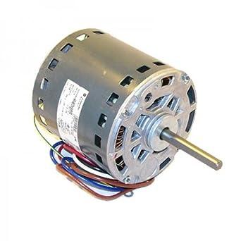 b1340023s - goodman oem replacement furnace blower motor 3 ... furnace 110 volt wiring