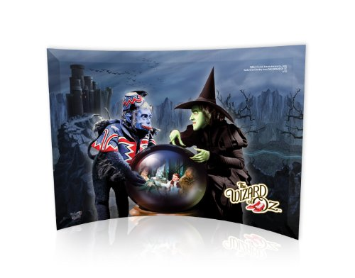 - Trend Setters Ltd Wizard of Oz Wicked Witch and Castle Starfire Prints Glass Photo