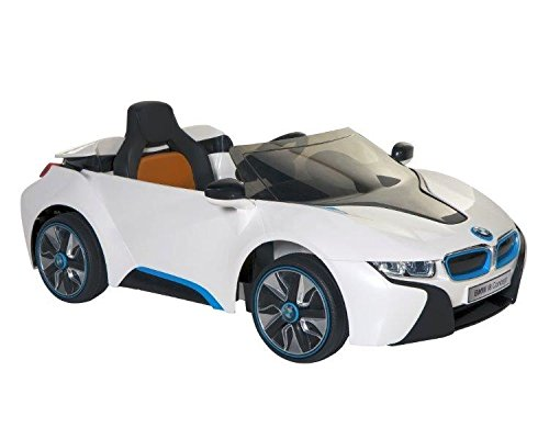 BMW i8 Concept 6-volt Electric Ride-On Car - Power wheels BMW